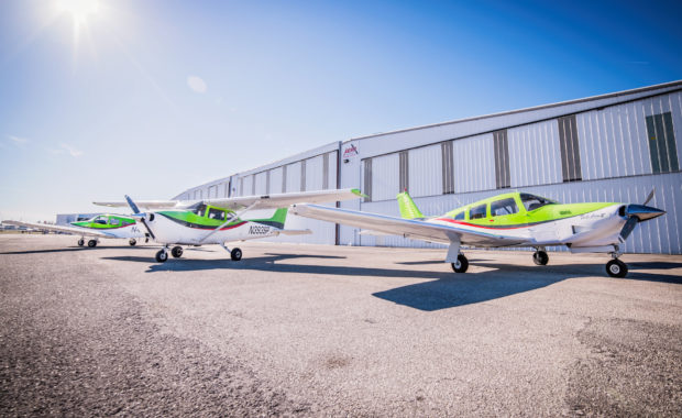 cirrus aviation aircraft fleet